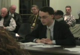Still frame from: Mark Schlosberg, ACLU, Presents to the Palo  Alto Taser Task Force