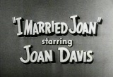 Still frame from: I Married Joan : EP 61 Home Movies