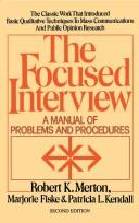 Download The focused interview