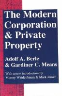 Download The modern corporation and private property