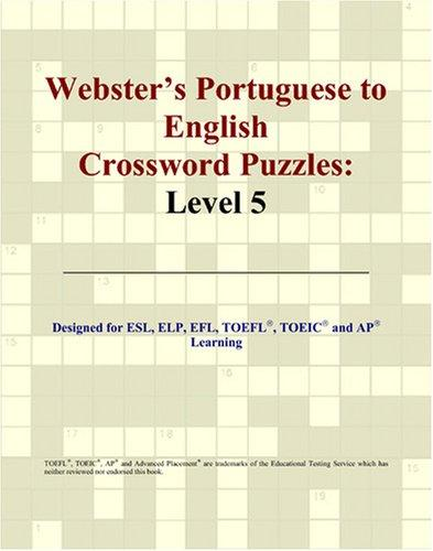 Download Webster's Portuguese to English Crossword Puzzles