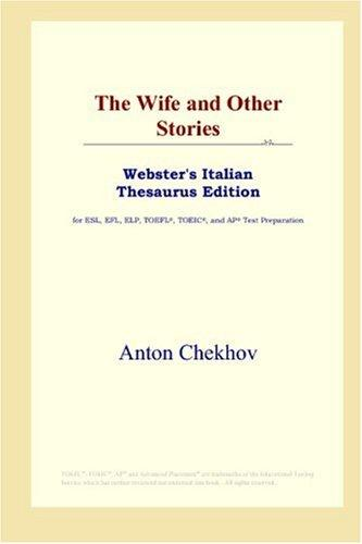 Download The Wife and Other Stories (Webster's Italian Thesaurus Edition)