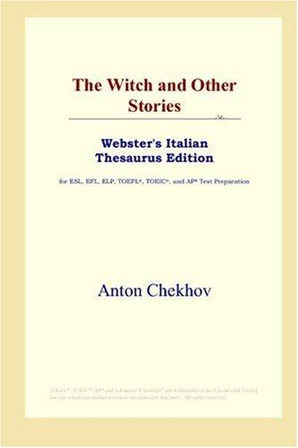 The Witch and Other Stories (Webster's Italian Thesaurus Edition)