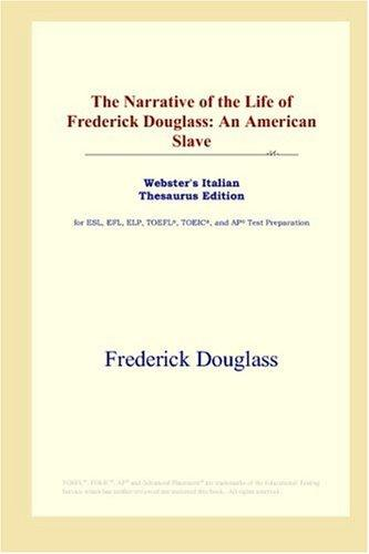 Download The Narrative of the Life of Frederick Douglass