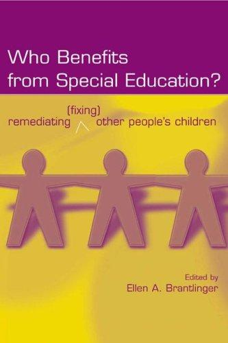 Who Benefits From Special Education
