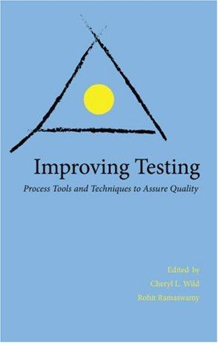 Download Improving Testing