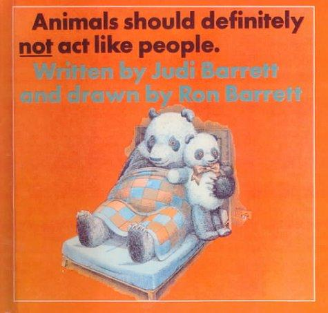Download Animals Should Definitely Not Act Like People