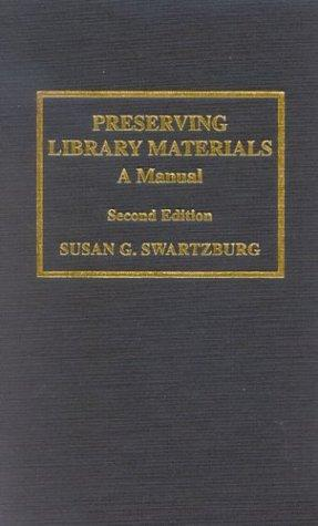 Download Preserving library materials