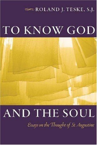 Download To Know God and the Soul