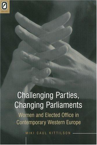 CHALLENGING PARTIES, CHANGING PARLIAMENT