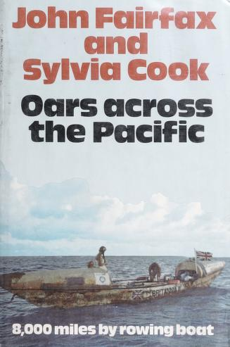 Cover of: Oars across the Pacific | Fairfax, John