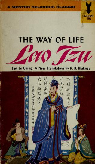 Cover of: The way of life | Laozi