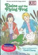 Elaine and the flying frog