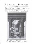 Financial services and financial institutions