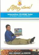 Interactive CD-ROM Tutor for Allez Viens! Level 1 by Holt