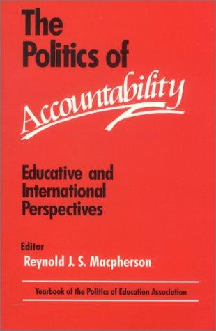 The Politics of Accountability