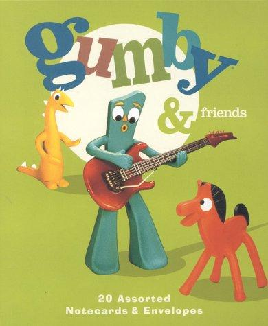 Gumby & Friends Notecards (Gumby & Friends) | Open Library