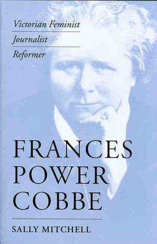 Frances Power Cobbe by Sally Mitchell