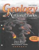 Geology of national parks by Ann G. Harris